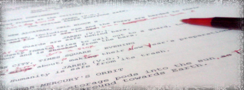 A Screenwriter's Journal